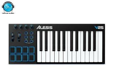 Controlador MIDI Alesis V25
