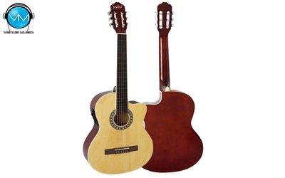 Guitarra Electroacústica Studio G Cutway Natural 39