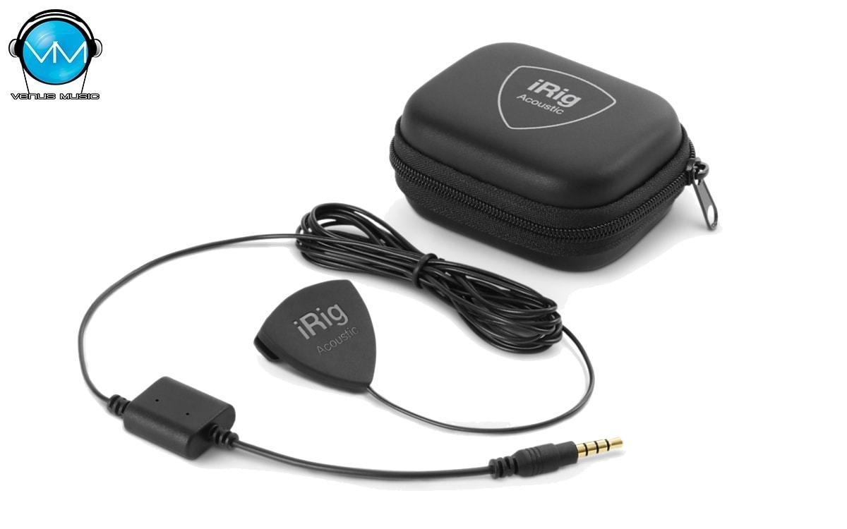 iRig Acoustic Interfaz para Guitarra y Ukulele 98080235