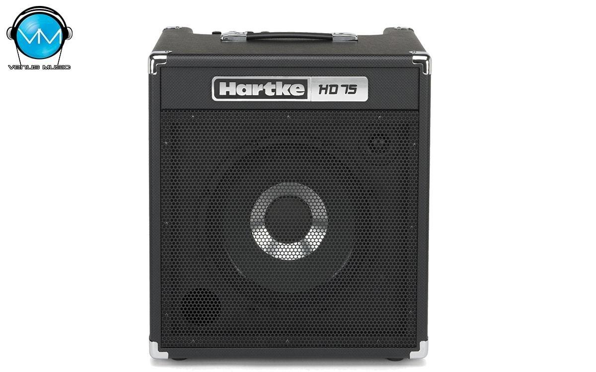 """Combo Hartke para bajo eléctrico 75W Bocina de 12"""" HD75 98054306"""
