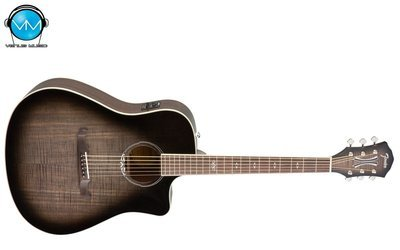 Guitarra Fender Electroacústica T-Bucket 300CE Moonlight