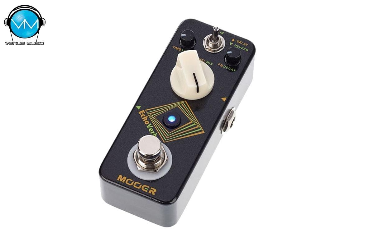 Pedal Mooer Digital Delay Reverb para Guitarra 868960867