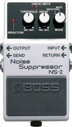 Pedal Boss NS2 Noise Suppressor 999920