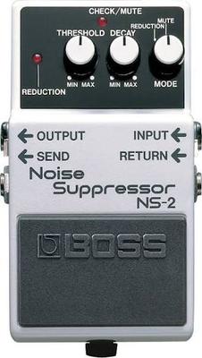 Pedal Boss NS2 Noise Suppressor