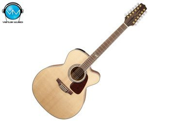 Guitarra Electroacústica Takamine 12 Cuerdas GJ72CE12NAT