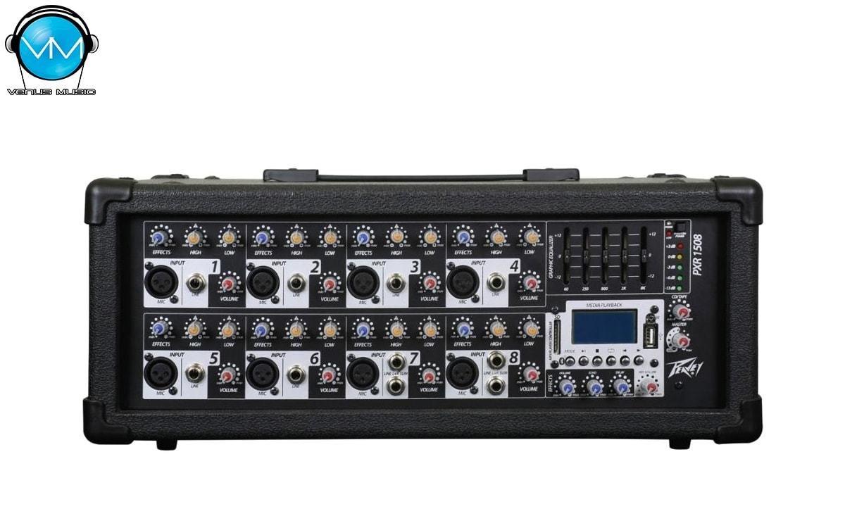 Consola Peavey PXR1508 Amplificada 8 Canales 3429804923