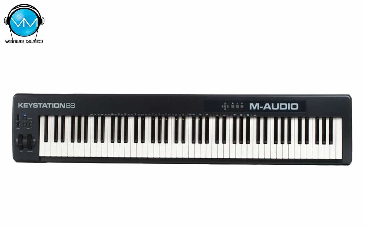 Controlador M-Audio Midi USB 88 Teclas Keystation 88II 8950345553