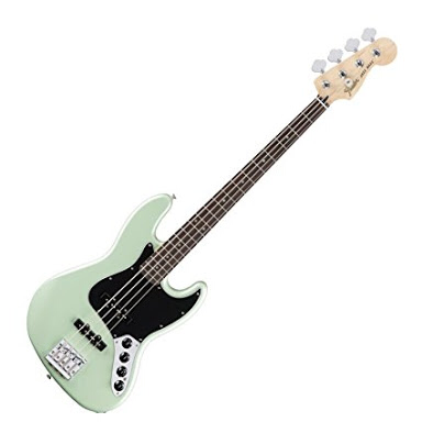 Bajo Eléctrico Fender Deluxe Active  Jazz Bass IV 985032595