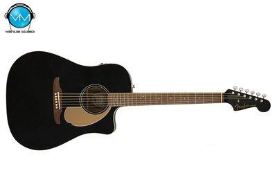 Guitarra Electroacústica Fender Newporter Player Jetty Black