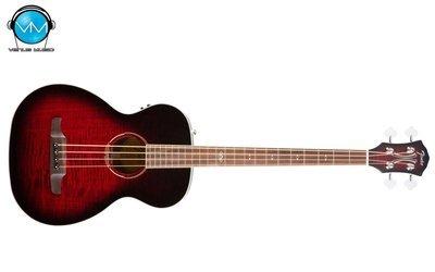 Bajo Electroacústico Fender T-Bucket CE Bass Cherry Burst