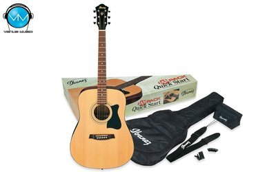 Guitarra Acústica Ibanez JamPack V50NJP-NT