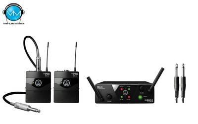 Sistema Inalámbrico para Instrumento AKG Mini 40 WMS