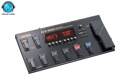 Procesador de Efectos Boss GT-100