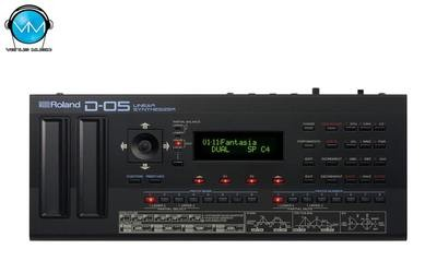 Sintetizador Lineal Roland D-05