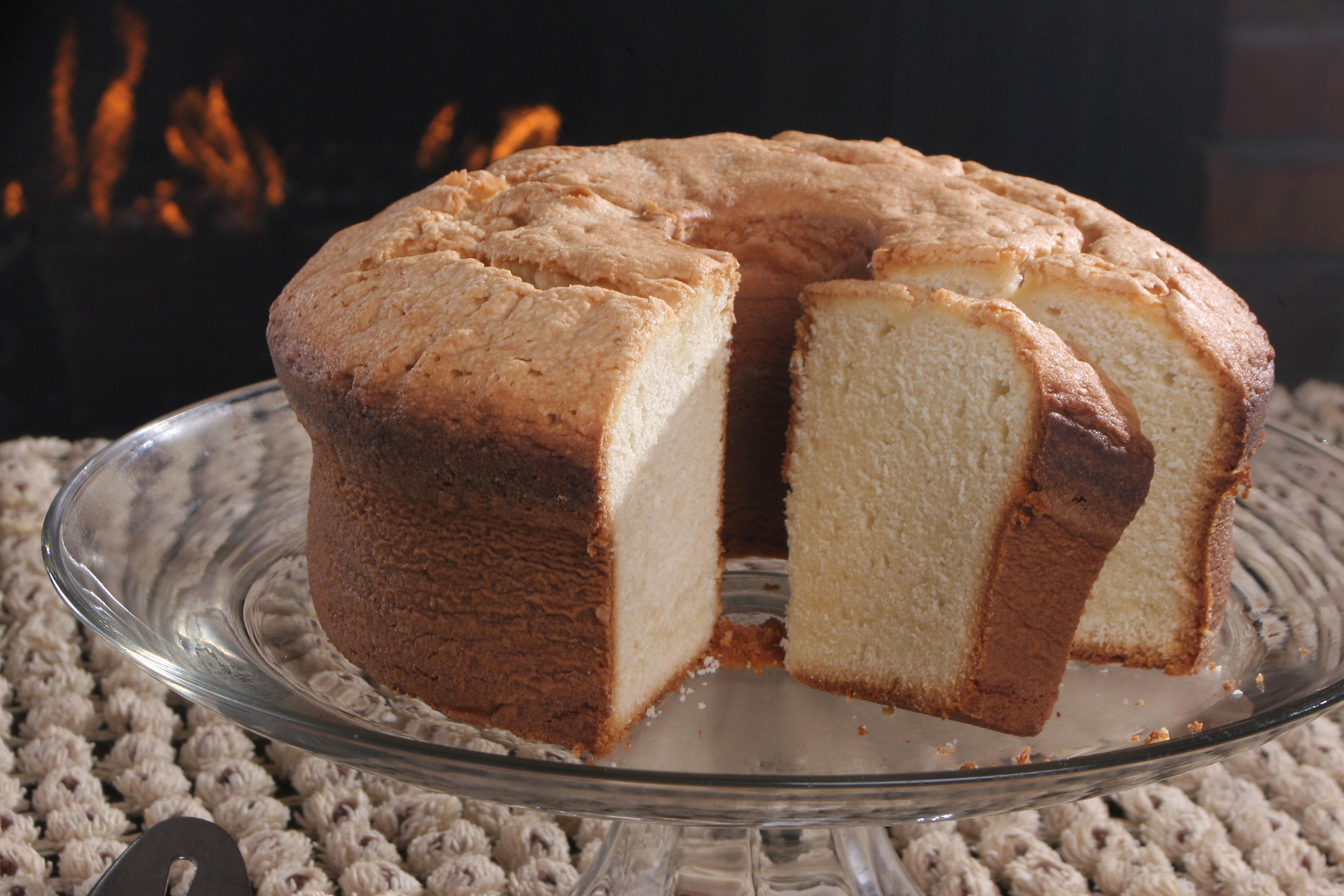 Butter Pound Cake 00073
