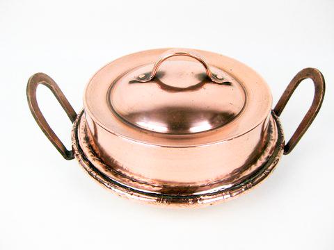 Small Cake Pan (Tourtiere) 0200