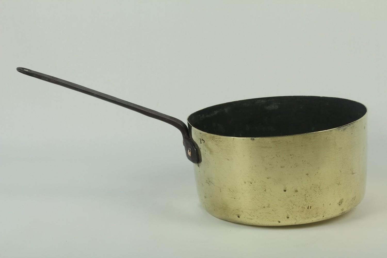 Brass Sauce Pan