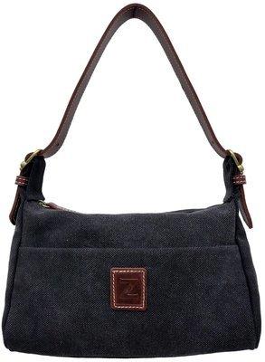 Small shoulder purse (black)
