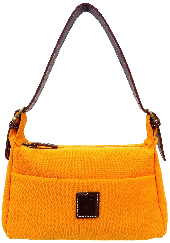 Small shoulder purse (mustard)
