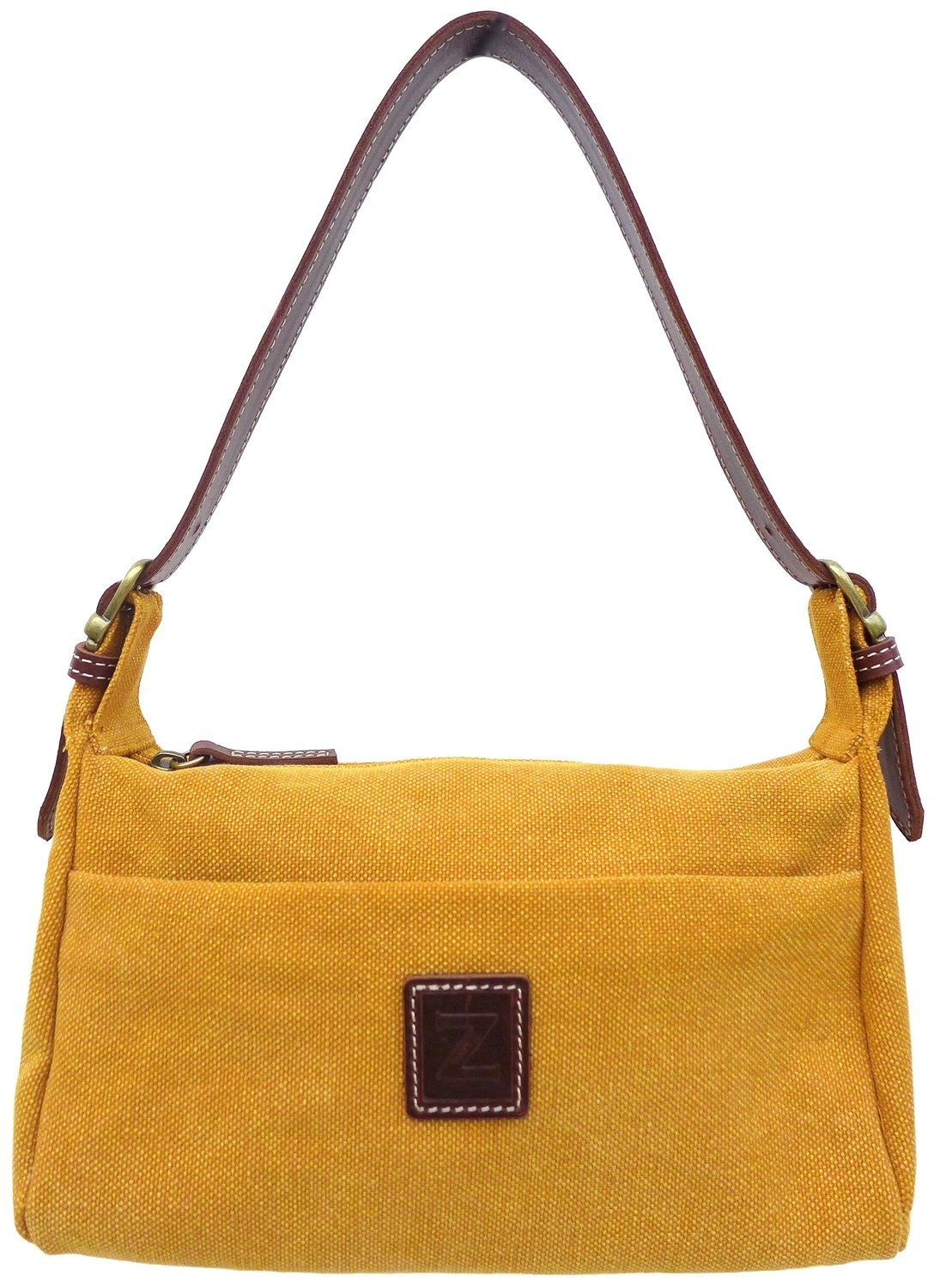 Small shoulder purse (yellow)
