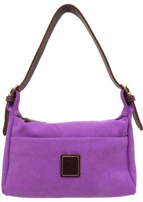 Small shoulder purse (orchid)