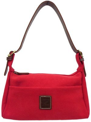 Small shoulder purse (red)