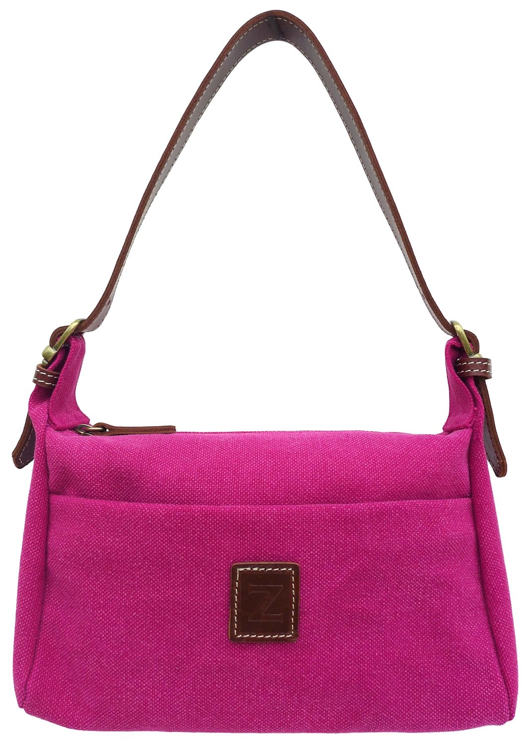 Small shoulder purse (raspberry)