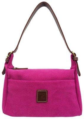 Small shoulder purse (raspberry)