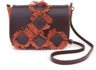 Small messenger bag (orange)