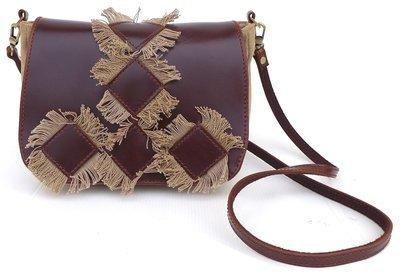 Small messenger bag (khaki)