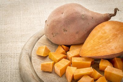 LOCAL DELIVERY - SWEET POTATOES