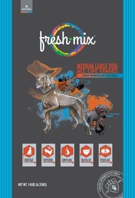 Fresh Mix Medium-Large Breed Dog ALS 12.7kg