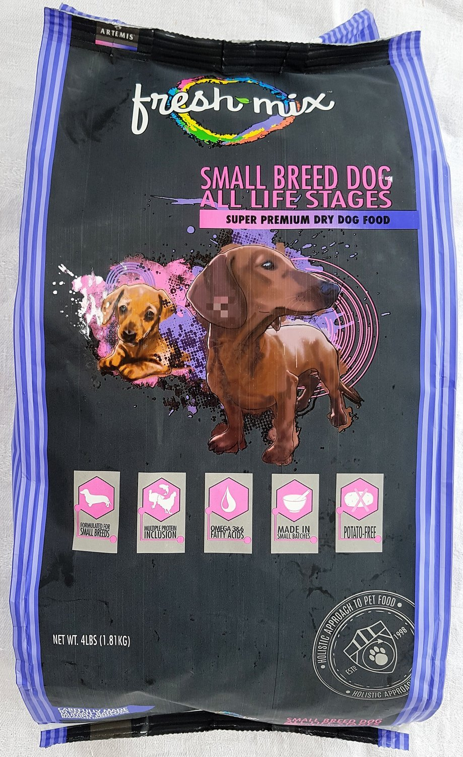 Fresh Mix Small Breed  Dog  All Life Stages 1.81kg