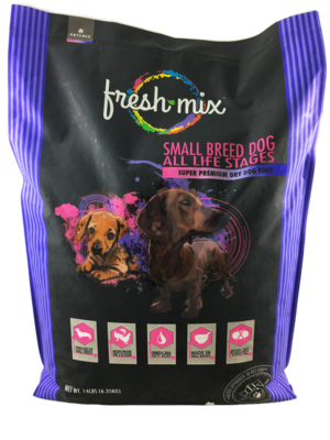 Fresh Mix Small Breed  All Life Stages 6.35kg