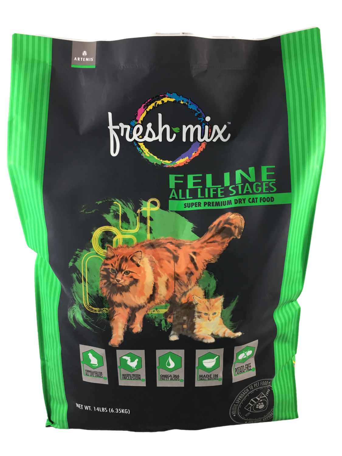 Fresh Mix Feline 6.35kg