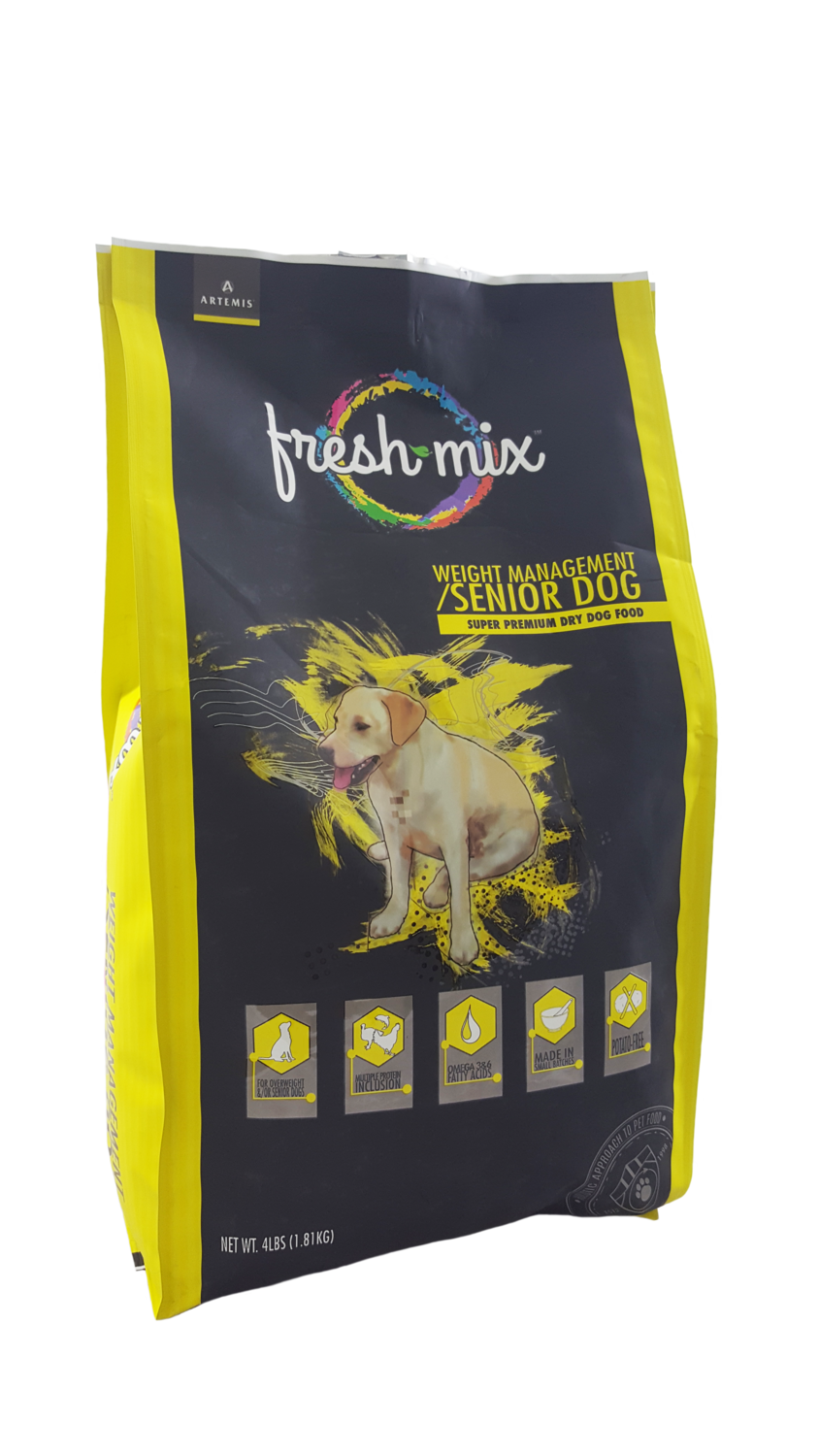 Fresh Mix Weight Management/ senior dog  1.81kg