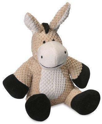 GoDog Donkey 'checkers' Tan Small