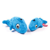 Hear Doggy Whale Blue Small