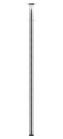 Ножка мебельная круглая 30*800 мм.