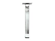 Ножка мебельная квадратная 25*25*250 мм.