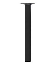 Ножка мебельная квадратная 25*25*400 мм.