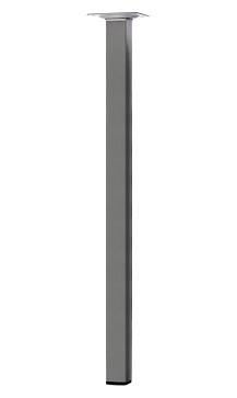 Ножка мебельная квадратная 25*25*600 мм.