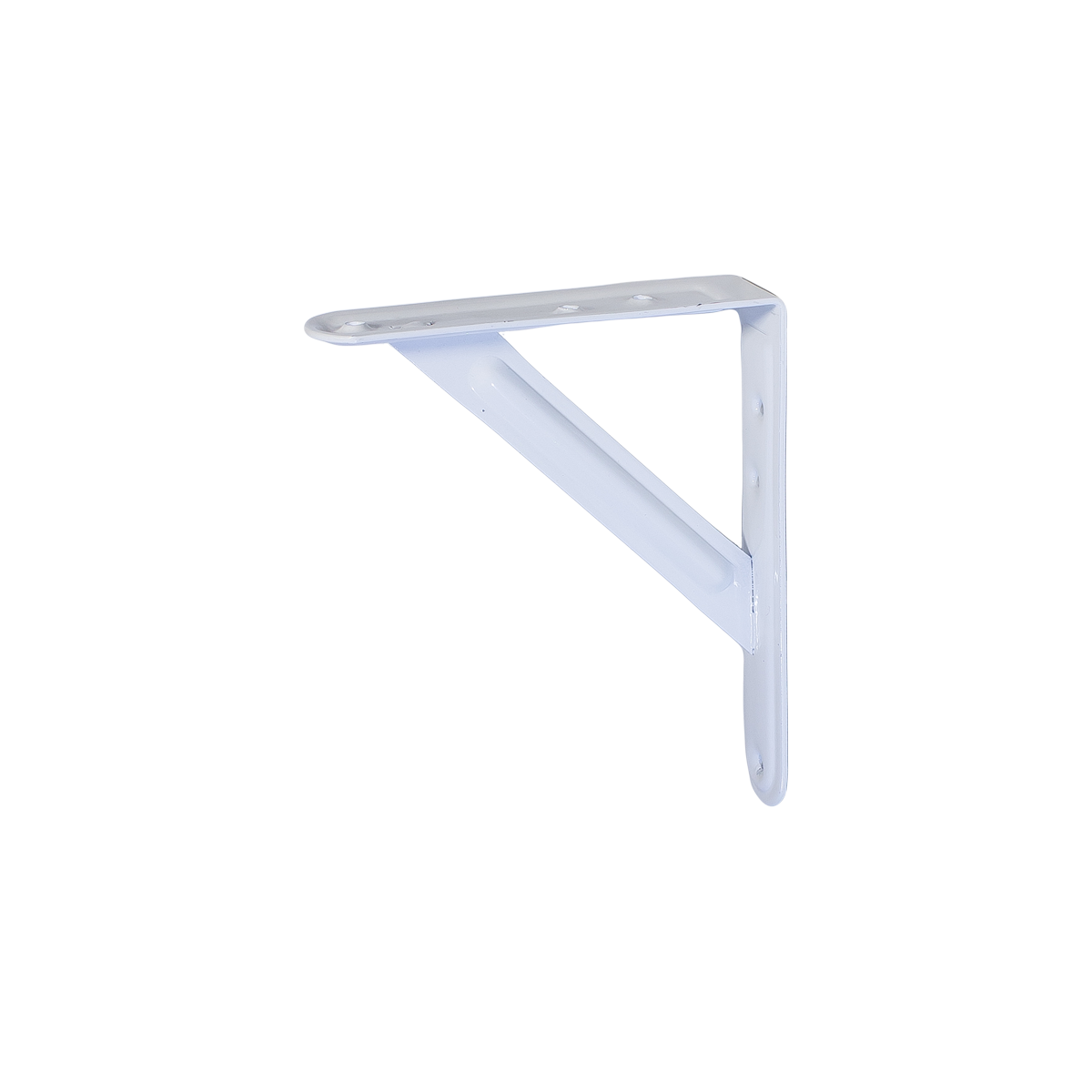 Кронштейн Стронг 125*150мм белый