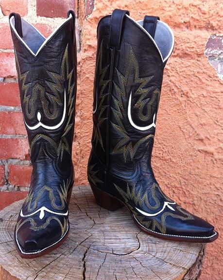 Midnighter Boots