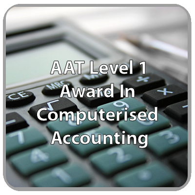 AAT - Level 1 - Award In Computerised Accounting