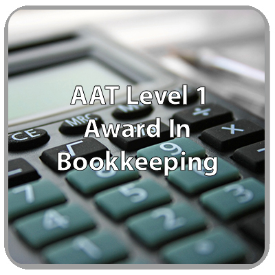 AAT Level 1 - Award In Booking