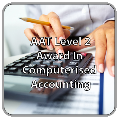Association of Accounting Technician Level 2 - Award In Computerised Accounting