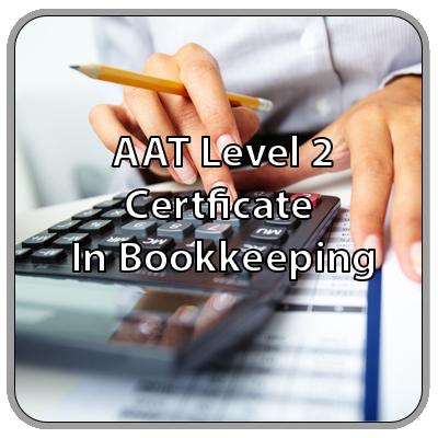 AAT - Level 2 - Certficate In Bookkeeping