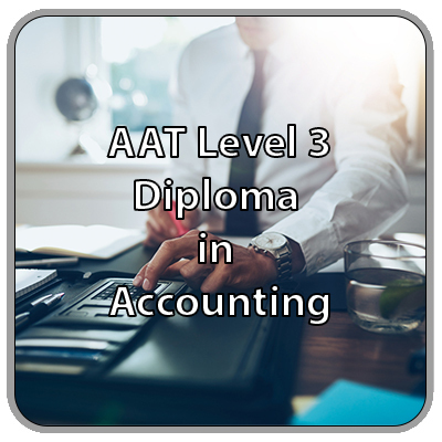 AAT  - Level 3 - Diploma in Accounting