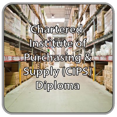 Chartered Institute of Purchasing & Supply (CIPS) - Diploma